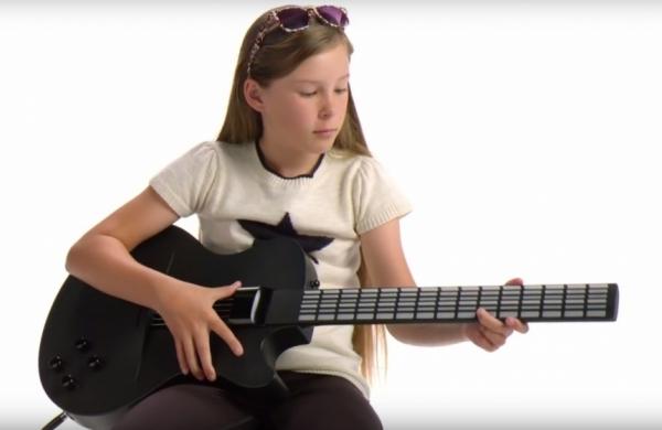 Mi Guitar - instrument dla każdego czy tylko gadżet muzyczny?