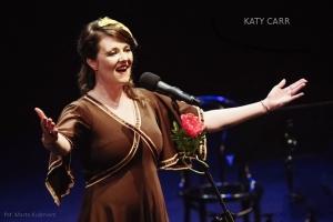 Podróż w czasie z Katy Carr - wywiad